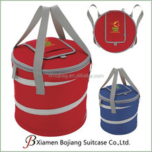 Large Foldable Cooler Bag Insulated, Collapsible Cooler Bag