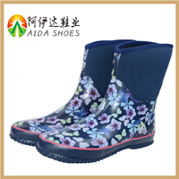 2015 Wholesale boots gumboots wellingtons wellies Gum Rubber rain boots Overshoes Rubber galoshes Shoes chaussure ankle boots