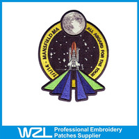 2015 professional Embroidered Patches good sports patches