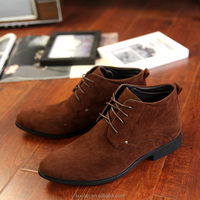 New Style wholesale cheap casual shoe fashion name brand New Casual Men Boot leather shoes