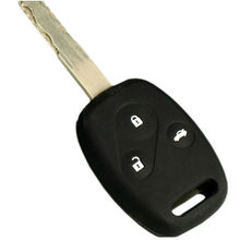 Plastic key shells promotional gifts key covers for Mazda