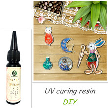 DIY jewelry set hot sale style UV curable curing Resin Glue cheap price