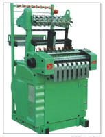 CONF5J Series of needle looms used in the weaving of kinds of elastic and non-elastic tapes and aiguillette,lace and etc
