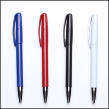 New arrival item twist action plastic ball pen as promotional gift in office