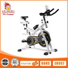 stationary magnetic bike sitting exercise bicycle