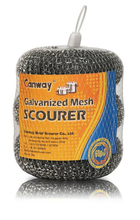 household cleaning scrubber products stainless steel wire mesh scourerAISI410 scrubber Stainless steel scourer