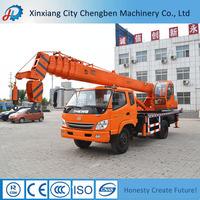 T.KING Brand hook lift & truck crane for Hot Sale