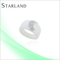 Wholesale Wire Wrapped Wholesale Fashion Dozen Ring Wood Jewelry Superstar Accessories