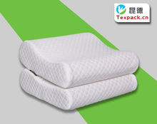 China Supplier Wholesale Travel Pillow Memory Foam Soft and Small Pillow