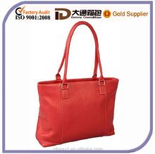Fashion lady tote laptop messenger bag