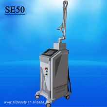 Acne Scar Laser Resurfacing Treatment Using Fractional CO2 Laser