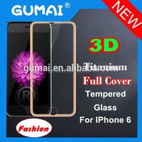 New various phone brand screen protector for 4.5 4.7 5 5.3 5.5 inch mobile phone use tempered glass screen protector