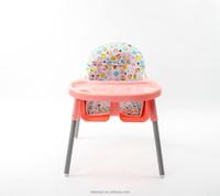 Plastic Children Dining High Chair