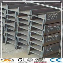 DIN ST37-2 Hot Rolled Mild Carbon Structural Steel I Beam