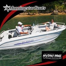 aluminum racing boat for sale