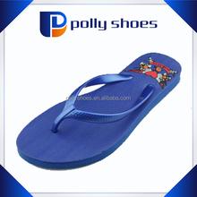 2015 flat summer thong wholesale women flip flop for beach