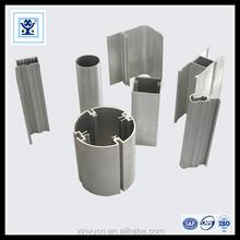 2015 factory customised factory aluminum extrusion 6063 aluminum alloy