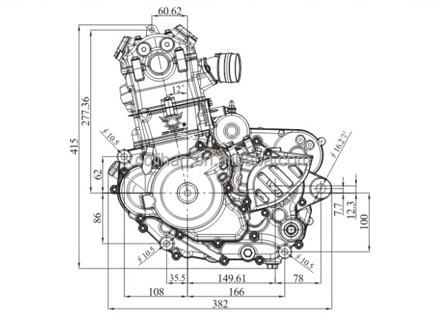 nc250 4 valve 250cc zongshen engine manual clutch for motorcycle rh alibaba com 2007 Zongshen 250Cc Zongshen 250Cc ATV