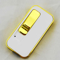 Silfa new invented products rechargeable USB lighter label machine with 4GB capacity