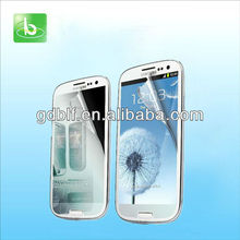 pet screen protector for samsung galaxy s i9000 mobile phone design screen protector manufacturer&factory
