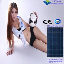 245w to 300w A grade high efficience poly solar panel with CE CEC TUV ISO certificate solar panel