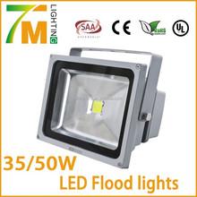 deluce 35W floodlight led Super Bright Outdoor LED Flood Lights Daylight White 6000K