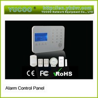 99 wireless zone Auto Usage Touch Panel LCD Color Display IPHONE & ANDROID app Wireless GSM home alarm system