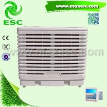 Warehouse inverter type air conditioner air conditioner installation