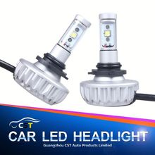 2015 Lattest DIY optional color led headlight DIY color H11 led lamp