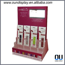 beauty face mask skin care cosmetic product display stand
