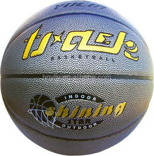 spalding leather official basketball with adam silver signature