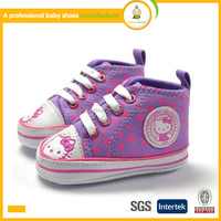 manufacturer 2015 best selling lovely hello kitty kids baby sports shoes