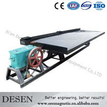 6S-110 Gold Ore Shaking Table Gravity Separation Price