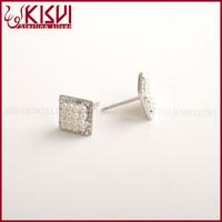 jewelry manufacturer china designer earrings light led earring magnetic earrings