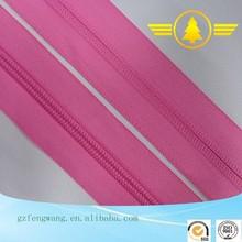original factory 8# custom nylon zipper for luggage