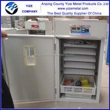 Alibaba China supplierfull-automatic small scale automatic egg incubator small egg incubator/hatcher farm machine (Manufacturer)