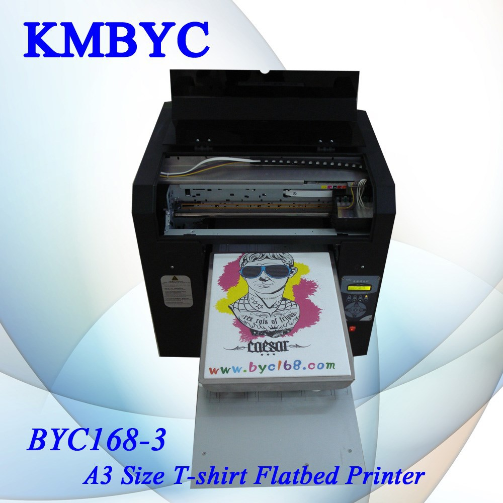 Latest model t shirt printing machine price t shirt for T shirt printer machine prices