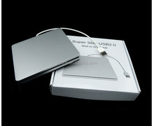 SATA SuperDrive Slot USB External DVD RW Drive Case Caddy For Apple MacBook Pro