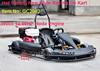 4 wheel cheap go kart 200cc honda engine with wet clutch