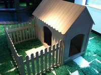 PVC DOG KENNEL