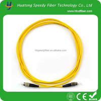 China manufacturer SC LC FC ST UPC APC fiber optical jumper for communication