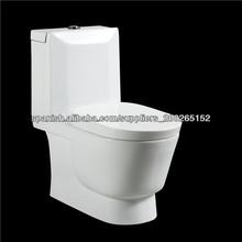 Uno- pieza de cerámica de baño de lavado