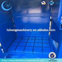 hydraulic corn straw baler/packing/bagging/wrapping machine
