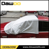 Snow shade car blanket cover