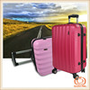 Hot sell colorful suitcase ,fashion travel trolley, business travel luggage
