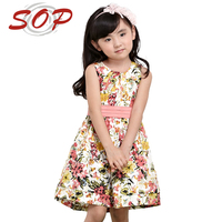 High Quality New Model Children Clothing Child Girl Dress
