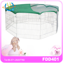 puppy exercise play ground metal small playpen
