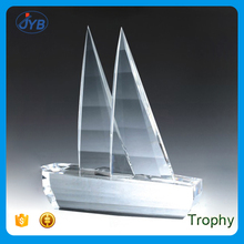 award use 2015 world cup crystal trophy award with brand new design
