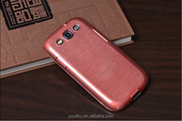 Factory price crystal clear transparent soft TPU case for Samsung galaxy Note2 N7100