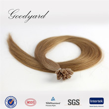 High Grade Factory Cheap Price U- tip/ I- tip Ombre Hair Extension and Keratin Human Hair